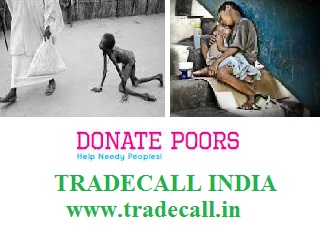 how to help the needy people in india